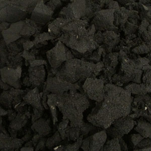 Eco Rubber Chipping 30mm - Dust
